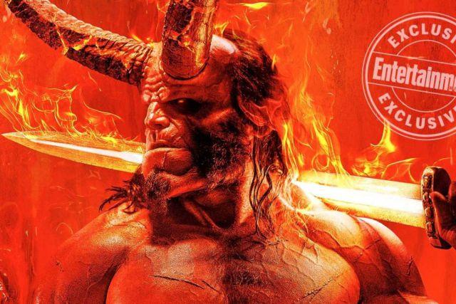 'Hellboy' enloquece a los fans con su nuevo póster