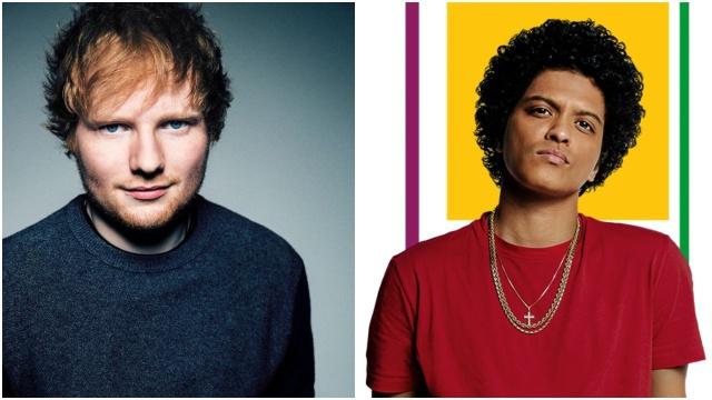 Ed Sheeran le canta