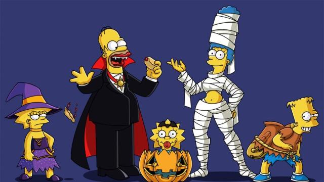 Los Simpson estrenarán su episodio 666 y será el Especial de Noche de Brujas 30
