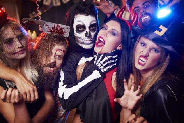 Estas son las fiestas de Halloween a las que podés ir este fin de semana