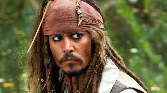 ¡Es oficial! Johnny Depp no interpretará más a Jack Sparrow en Piratas del Caribe