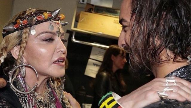 Madonna se burla de Maluma en Instagram