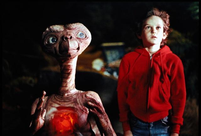 Así se ve el niño protagonista de E.T. a los 47 años