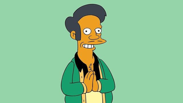 Productor de Los Simpson desmiente salida de Apu del programa
