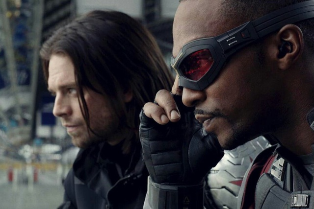 Falcon y Winter Soldier tendrán su propia serie en la plataforma streaming de Disney