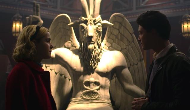 Satánicos denuncian a Netflix por infringir derechos de autor
