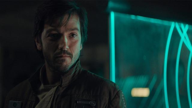 Diego Luna protagonizará su propia serie en el universo de Star Wars