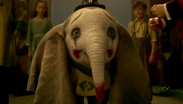 ¿Ya viste el nuevo tráiler de la película de Dumbo? Está genial