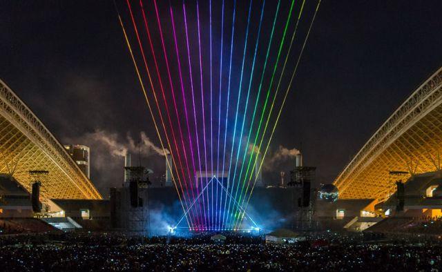 ¡Épico! El concierto de Roger Waters enloqueció a varias generaciones