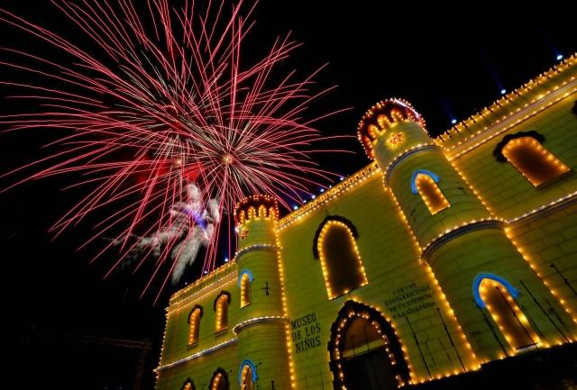 Museo de los Niños iluminará su fachada este 1 de diciembre con una gran fiesta