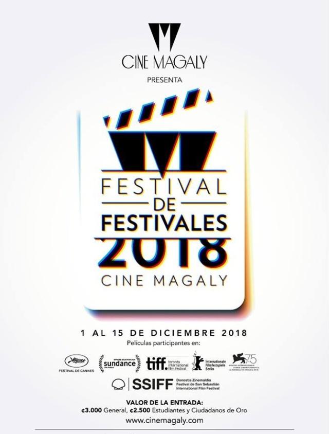Festival de Festivales arranca este fin de semana en el Cine Magaly