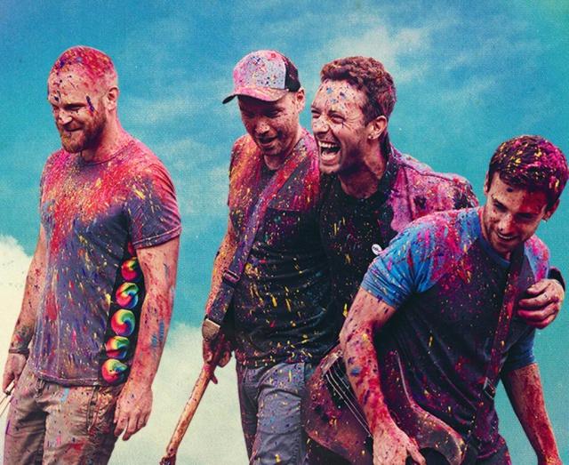La gran incógnita que enloqueció a los fans de Coldplay — Los Unidades