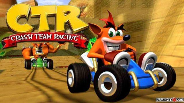 El remake de 'Crash Team Racing' está enloqueciendo las redes
