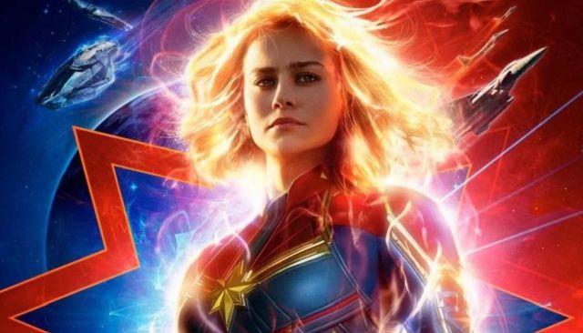 ¡Por fin! Tenemos el tráiler de 'Captain Marvel'