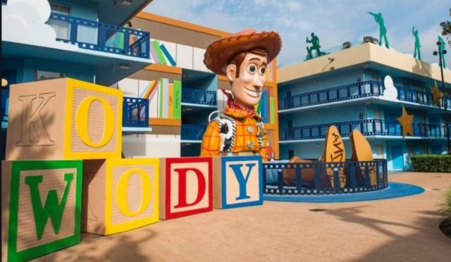Toy Story tendrá su propio hotel temático y así se verá