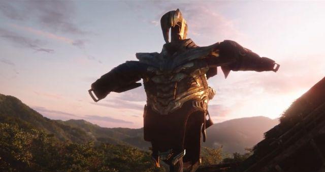 Y con ustedes el tráiler de 'Avengers 4: End Game'