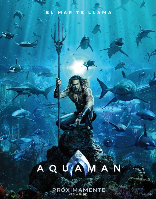 5 datos que deberías saber antes de ver la película 'Aquaman'
