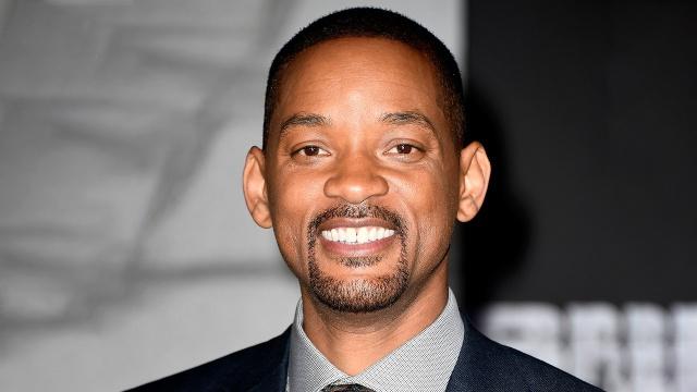 Tenés que ver la primer foto de Will Smith como el Genio de la nueva
