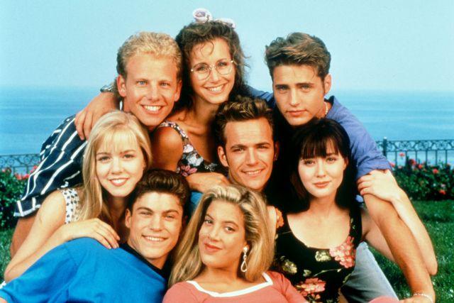 'Beverly Hills 90210' regresará con su elenco original