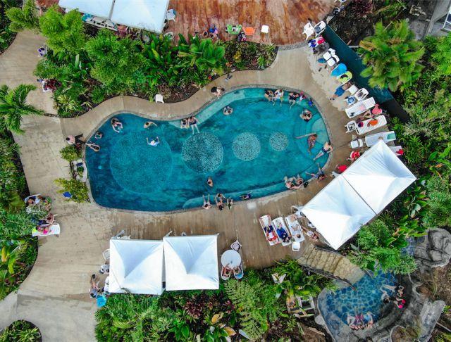 Descubrí las nuevas atracciones de 'Kalambu Hot Springs'