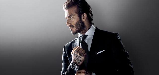David Beckham se convertiría en el primer futbolista en viajar al espacio