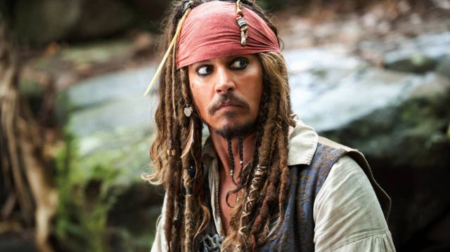 Johnny Depp ya no estará en 'Piratas del Caribe'