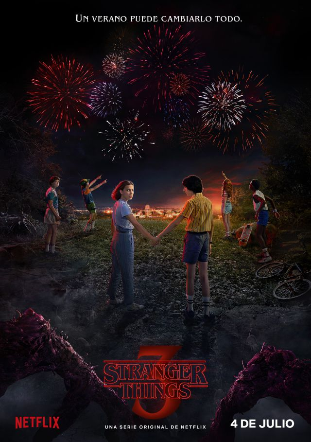 Reservá el 4 de julio para ver Stranger Things