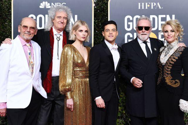 'Bohemian Rhapsody' y 'Roma' destacaron en los Golden Globes 2019