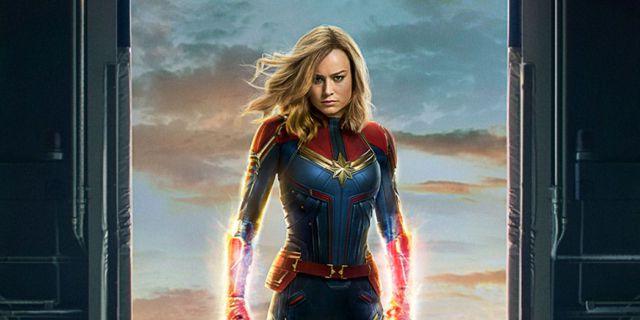 Nuevo tráiler muestra a la 'Capitana Marvel' en su primer acercamiento con Los Vengadores