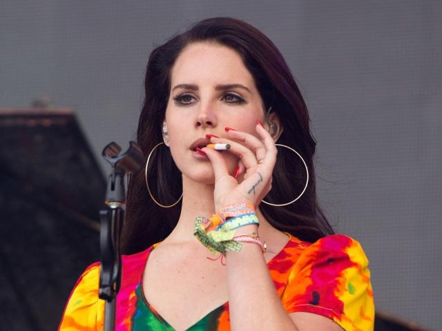 Escuchá aquí la nueva canción de Lana del Rey