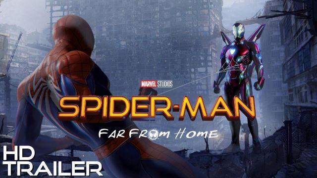 ¡Atención! Tenemos el primer tráiler de 'Spider-Man: Far from Home'