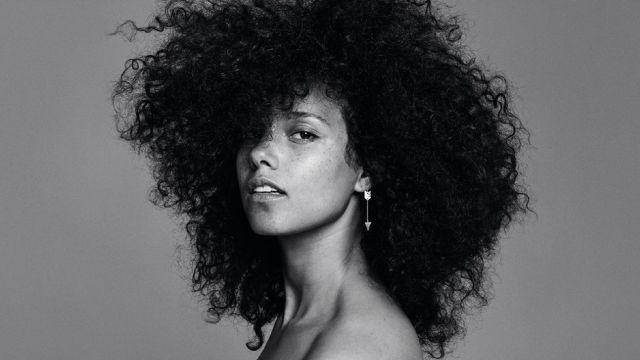 Alicia Keys será la presentadora de los Premios Grammy