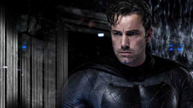 Ben Affleck dejará de ser Batman, aunque le desea lo mejor a la nueva película