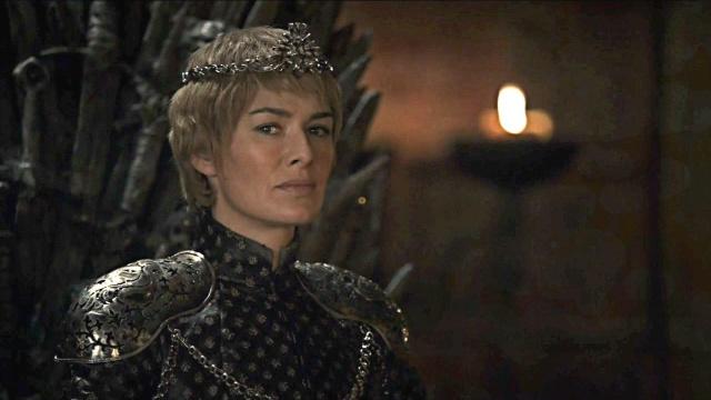 Actriz de Cersei Lannister reveló cual actor lloró más tras terminar el rodaje de la última temporada
