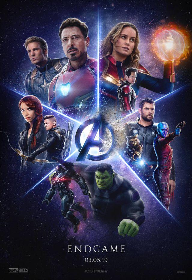 El nuevo tráiler de 'Avengers: Endgame' se publicó en el Super Bowl