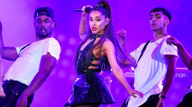 Ariana Grande rechazó cantar en los Premios Grammy