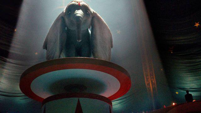 El circo le abrió sus puertas a Dumbo en el nuevo teaser