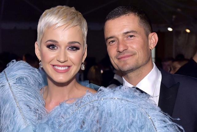 Katy Perry y Orlando Bloom anuncian que se casan