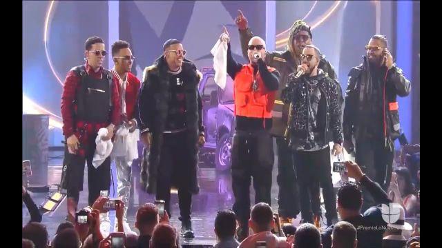 Tenés que ver el homenaje de Ozuna, Yandel y J Balvin a los éxitos de Daddy Yankee