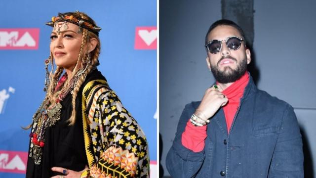Madonna prepara canción junto a Maluma