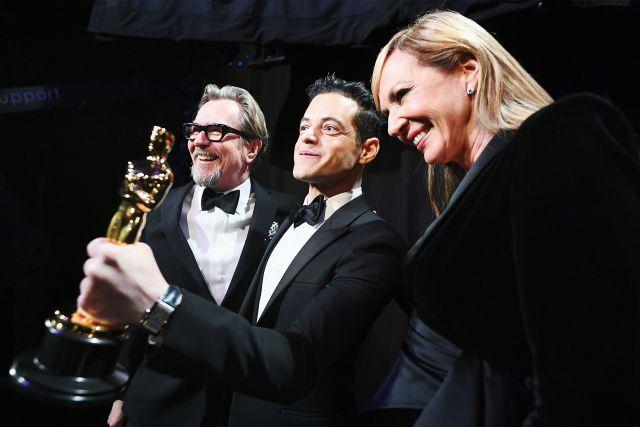 'Green Book', 'Bohemian Rhapsody', 'Roma' y 'Black Panther' son las ganadoras de los Oscar 2019