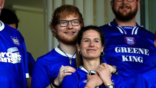 Así fue la boda privada de Ed Sheeran