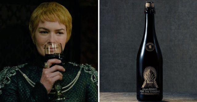 Vas a querer probar esta cerveza de Game Of Thrones