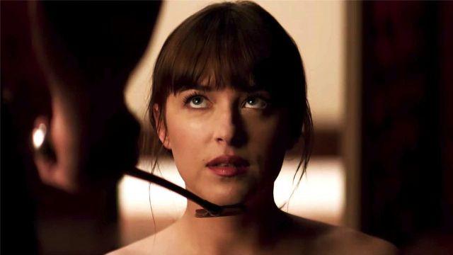 Casi muere por imitar una escena de '50 Sombras de Grey'