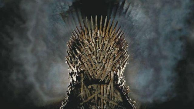 Lanzan concurso para encontrar el trono de hierro de GOT