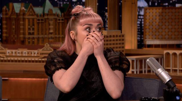 "Maisie Williams reveló ""accidentalmente"" el destino de Arya en Game of Thrones"