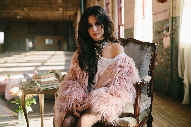 Camila Cabello entrará al mundo del cine como 'Cenicienta'