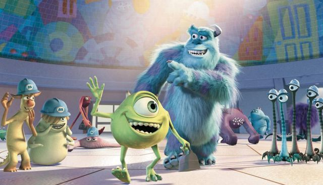'Monsters Inc.' tendrá su propia serie de televisión
