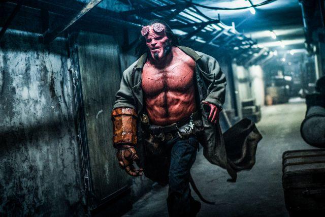 'Hellboy' está de regreso y con críticas negativas