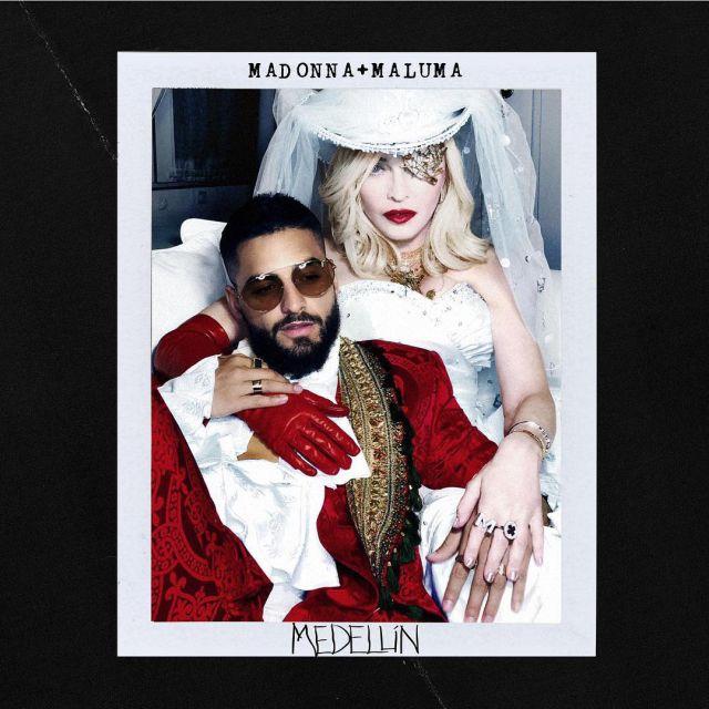 Así suena 'Medellín', la nueva canción de Madonna y Maluma